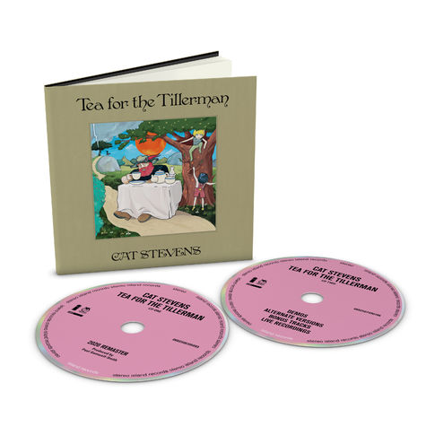 Yusuf / Cat Stevens: Tea For The Tillerman (Deluxe 2CD)