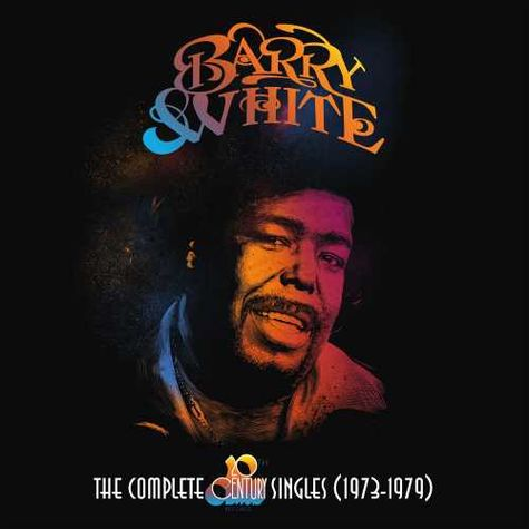Barry White: The Complete 20th Century Records Singles (3CD)