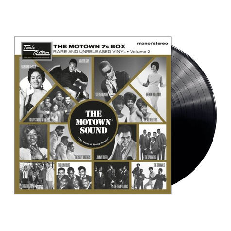Various Artists: The Motown 7