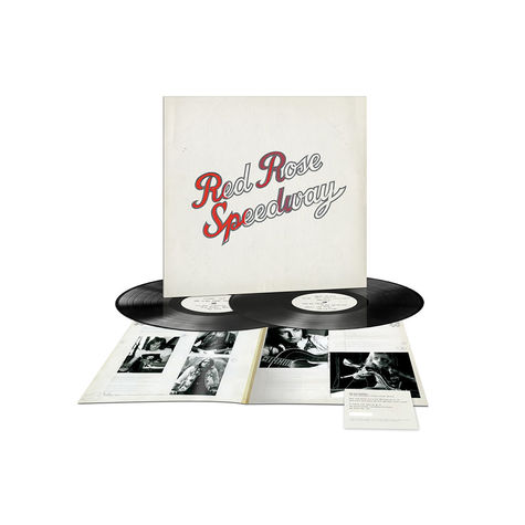 Paul McCartney and Wings: Red Rose Speedway (Original) (2LP)
