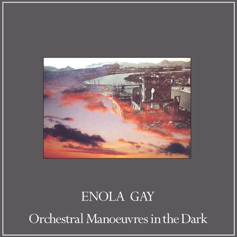OMD: Enola Gay 40th Anniversary Edition (Colored Vinyl 12