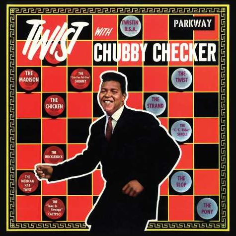 Chubby Checker: Twist With Chubby Checker (LP)