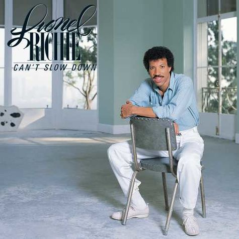 Lionel Richie: Can't Slow Down (LP)