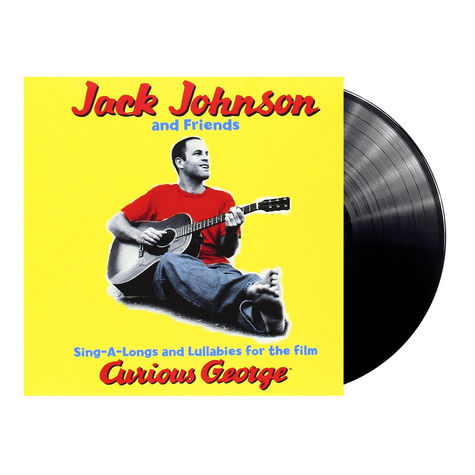 Jack Johnson: Sing-A-Long Lullabies For The Film Curious George