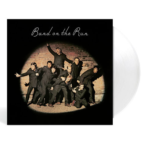 Paul McCartney: Band On The Run (White Vinyl)