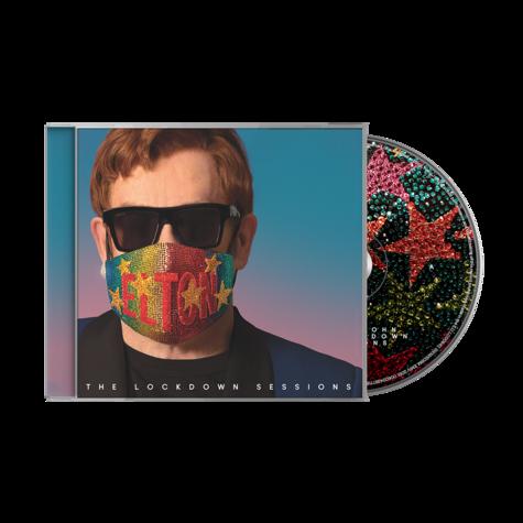 Elton John: The Lockdown Sessions CD
