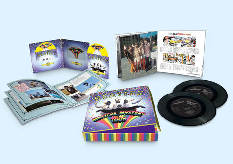 The Beatles: Magical Mystery Tour (Deluxe Edition)