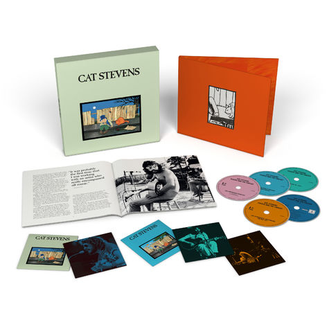 Yusuf / Cat Stevens: Teaser and The Firecat (Super Deluxe Edition: CD Edition)