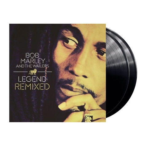 Bob Marley and The Wailers: Legend Remixed (2LP)