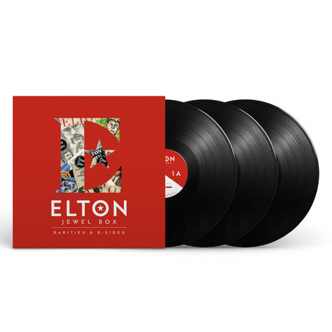Elton John: Jewel Box - Rarities, B-Sides Highlights (3LP)
