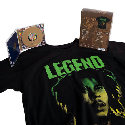 Bob Marley: Legend - Ultimate Fan Pack
