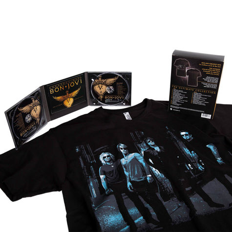 Bon Jovi: Greatest Hits - Ultimate Fan Pack