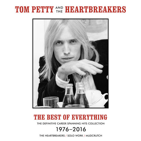 Tom Petty: Greatest Hits : The Best Of Everything (4LP)