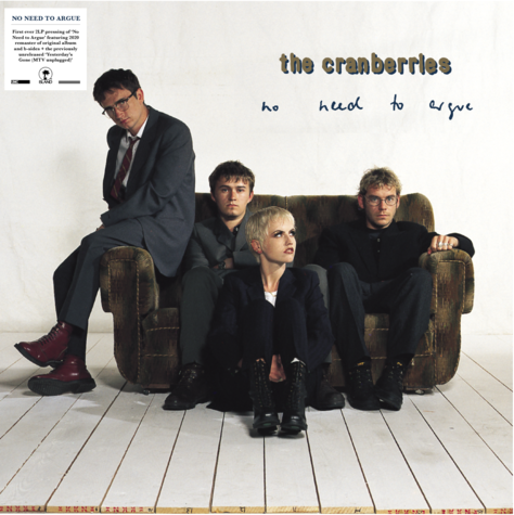 The Cranberries: No Need To Argue (Deluxe / 2LP)