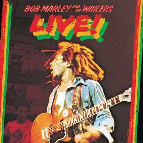 Bob Marley: Live (3LP)