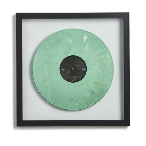 Various: Vinyl LP Record Frame