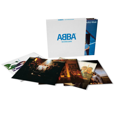 Abba: The Studio Album (8LP)