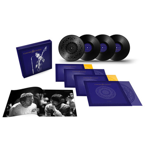 Various Artists: Concert For George (4 LP Vinyl Box)