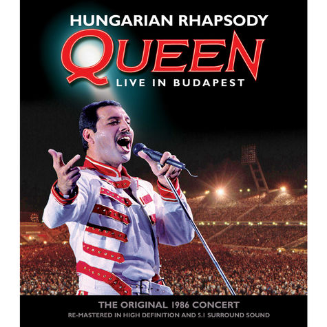 Queen: Hungarian Rhapsody (DVD)