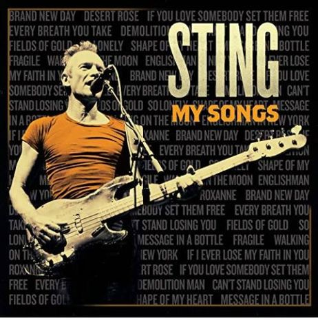 Sting: My Songs (CD)