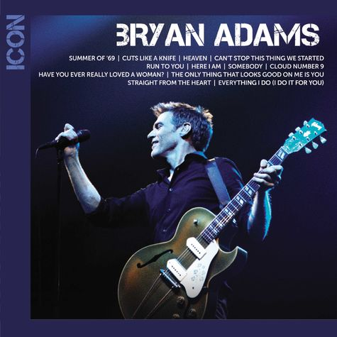 Bryan Adams: Icon (CD)