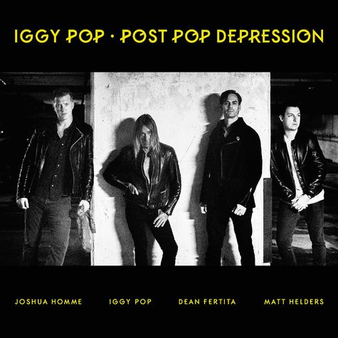 Iggy Pop: Post Pop Depression (CD)