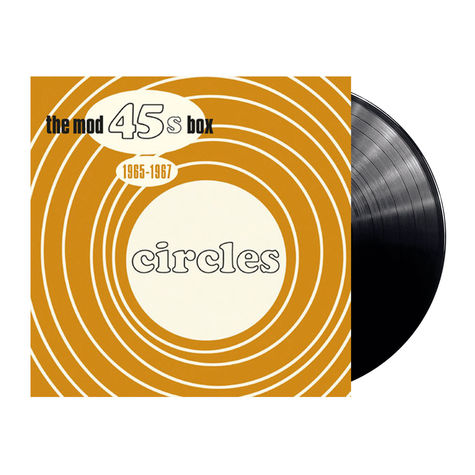 Various Artists: Circles: The Mod 45's (6 X 7
