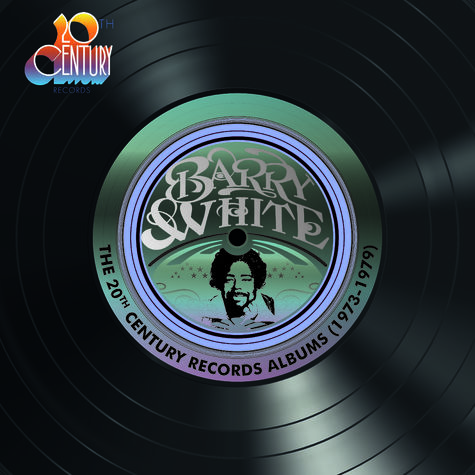Barry White: The 20th Century Records Albums (9CD)