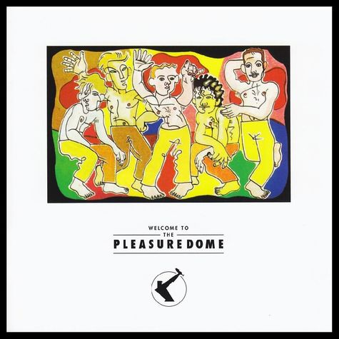 Frankie Goes To Hollywood: Welcome To The Pleasuredome (2LP)