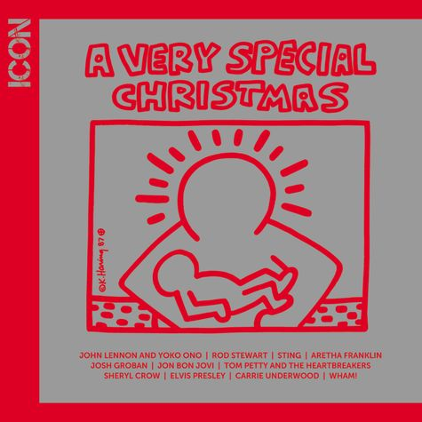 Various Artists: A Very Special Christmas ICON (CD)