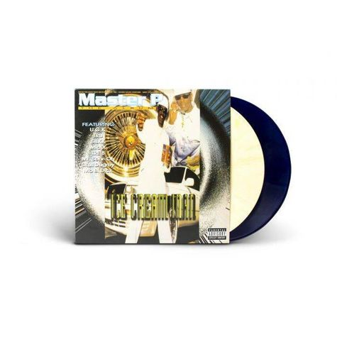 Master P: Ice Cream Man (2LP)