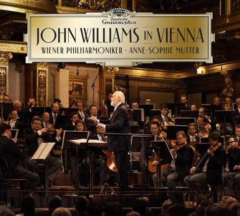 John Williams: John Williams: In Vienna (CD+Bluray)
