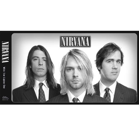Nirvana: With The Lights Out (3CD/DVD)
