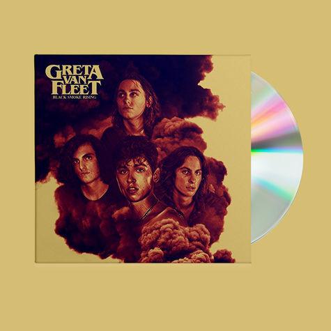 Greta Van Fleet : Black Smoke Rising (EP)