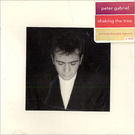 Peter Gabriel: 16 Golden Greats
