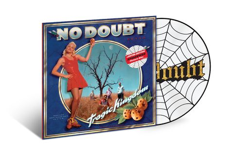 No Doubt: Tragic Kingdom (Picture Disc)