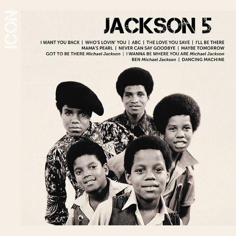 Jackson 5: Icon (CD)