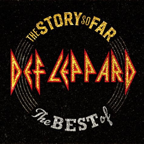 Def Leppard: The Story So Far (CD)