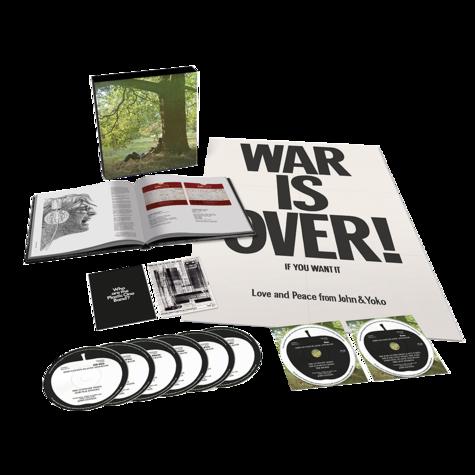 John Lennon: Plastic Ono Band (The Ultimate Mixes) (Super Deluxe 6CD/2BD Boxed Set)