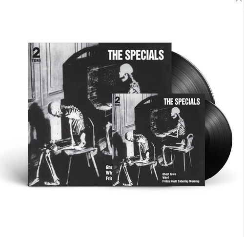 The Specials: Ghost Town [40th Anniversary Half Speed Master]: Limited Edition Vinyl Bundle