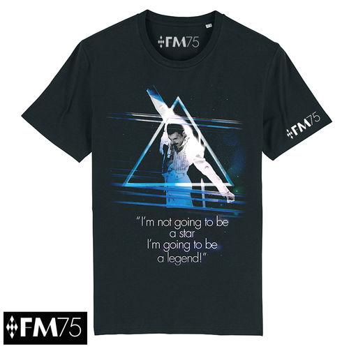 Freddie Mercury: Freddie Mercury 'Legend' T-Shirt