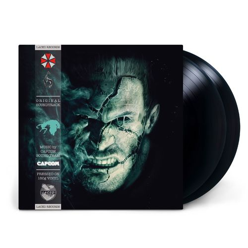 Capcom Sound Team: Resident Evil 6 (Original Soundtrack): Deluxe 180gm Double Vinyl