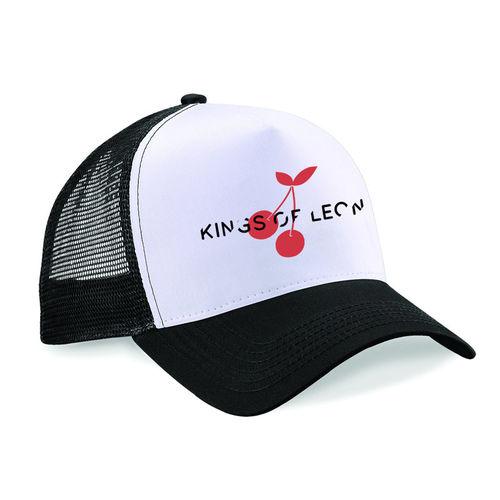 Kings Of Leon: Cherry Trucker Cap