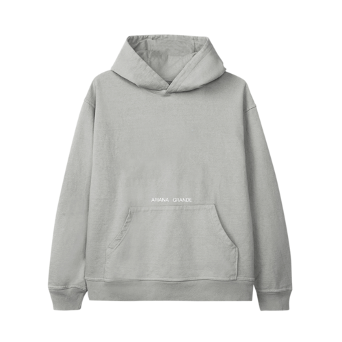 Ariana Grande: POSITIONS INVERTED COVER HOODIE