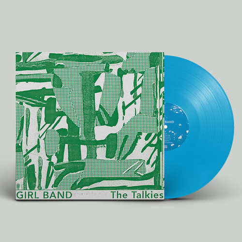 Girl Band: The Talkies: Limited Edition Blue Vinyl LP