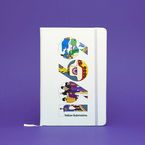 Abbey Road Studios: The Beatles Yellow Submarine 1969 Softback Notebook