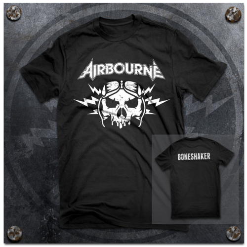 Airbourne: Black Boneshaker