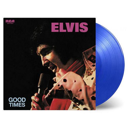 Elvis Presley: Good Times: Limited Edition Translucent Vinyl