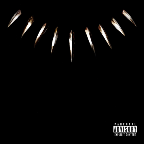 Kendrick Lamar: Black Panther: The Album