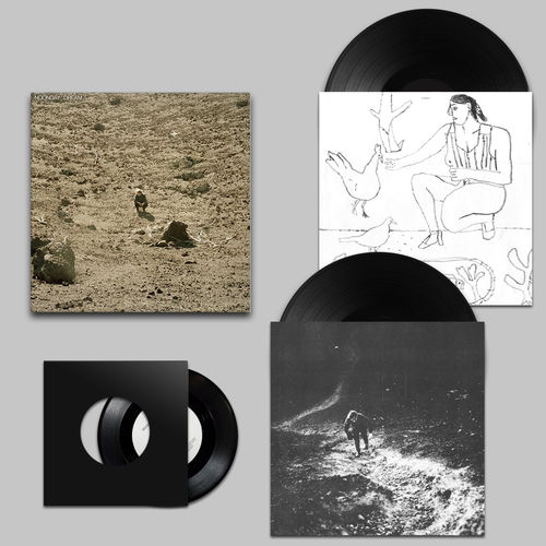 Ben Howard: Noonday Dream: Exclusive Double LP + Bonus 7